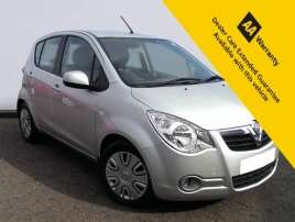 2009 - VAUXHALL AGILA DESIGN 5DR - 76,000 MILES - SERVICE HISTORY - DUE IN NEXT WEEK