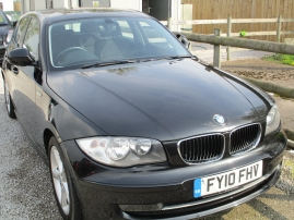 2010 - BMW 116d SPORT 5DR - 96,000 MILES - SERVICE HISTORY - AWAITING PREPERATION