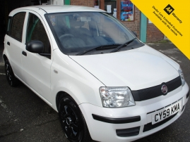 2010 - FIAT PANDA ACTIVE ECO 5DR - ONLY 35,000 MILES - INSURANCE GROUP 1.