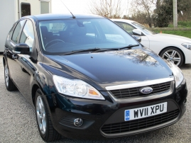 2011 - FORD FOCUS 1.6 SPORT 5DR - ONLY 76,000 MILES - AIR CONDITIONING - 2 KEYS
