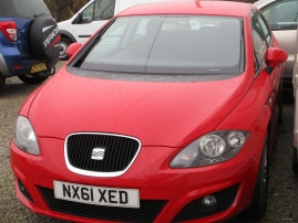 2011 - SEAT LEON 1.2 COPA S TSI 5DR - ONLY 65,000 MILES - SERVICE HISTORY - DUE IN THIS WEEK