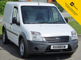 2013 - TRANSIT CONNECT T200 VAN - 86,000 MILES - SERVICE HISTORY - AA WARRANTY