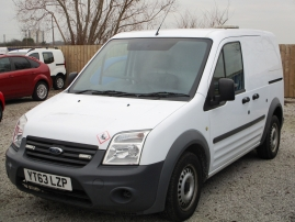 2013 - FORD TRANSIT CONNECT 90 T200 - ONLY 59,000 MILES - (+VAT) AWAITING PREPERATION