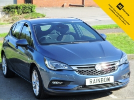 2017 - VAUXHALL ASTRA SRI 5DR - AUTOMATIC - ONLY 19,000 MILES - ONE OWNER - HISTORY