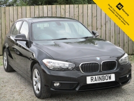 2017 - BMW 116d ED PLUS - ONLY 45,000 MILES - ONE FORMER KEEPER - AA WARRANTY